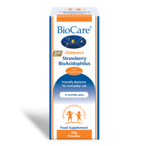 BioCare Child Strawberry BioAcidophilus 60g