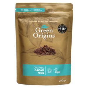 Green Origins Organic Cacao Nibs