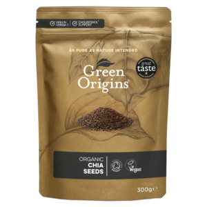 Green Origins Organic Chia Seeds (Raw)