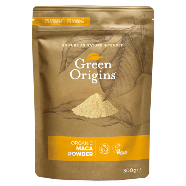 Green Origins Organic Maca Powder (Raw)