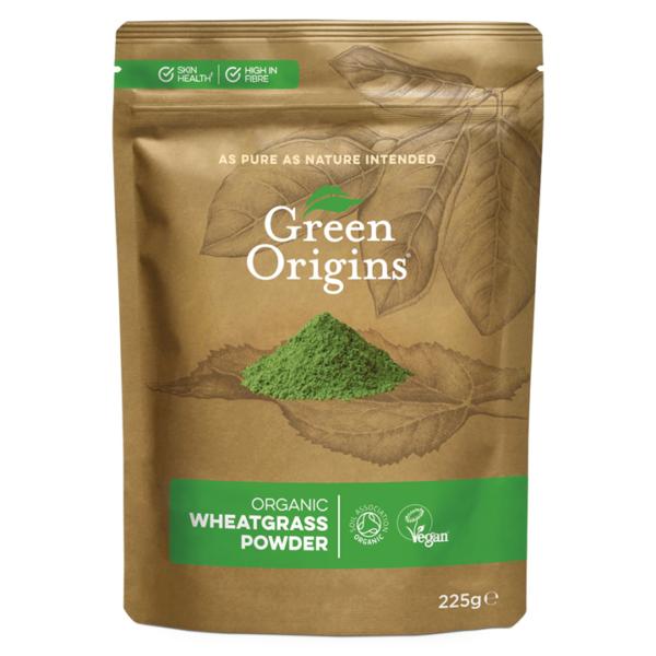 Green Origins Organic Wheatgrass Powder