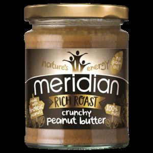 Meridian Rich Roast Crunchy Peanut