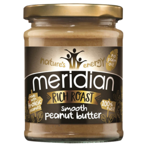 Meridian Rich Roast Smooth Peanut