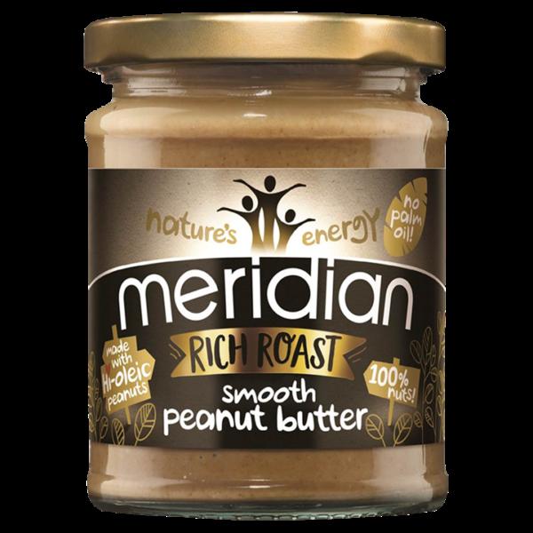 Meridian Rich Roast Smooth Peanut