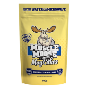 Muscle Moose 1 Minute Mug Cakes 500g
