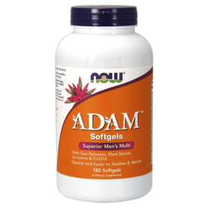 NOW Foods ADAM Multi-Vitamin for Men