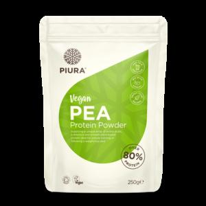 Piura Organic Pea Protein Powder (80%)