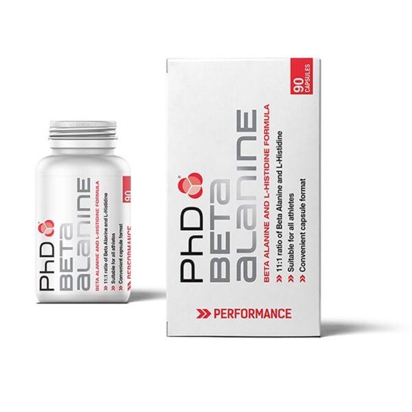 PhD Nutrition Beta Alanine Histidine