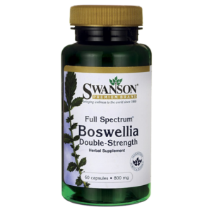 Swanson Full Spectrum Boswellia 800MG Double-Strength