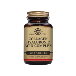 Solgar Collagen Hyaluronic Acid Complex
