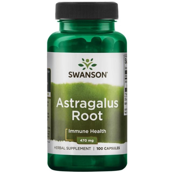 Swanson Astralagus Root 470MG