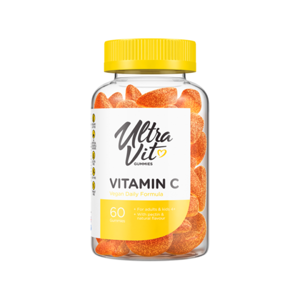 VP Laboratory Gummies Vitamin C 60 Tabs