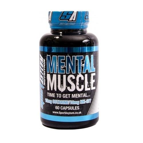 SA Nutrition Mental Muscle