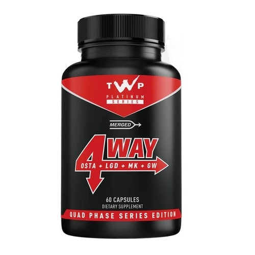 twp nutrion 4 way supplement facts