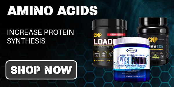 Amino Acids, BCAA, EAA, endurance, sports