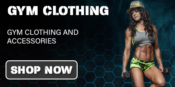Gym clothing and gym accessories