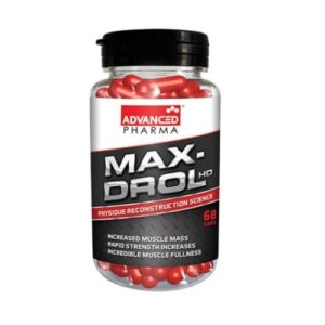 advanced pharma max drol hd