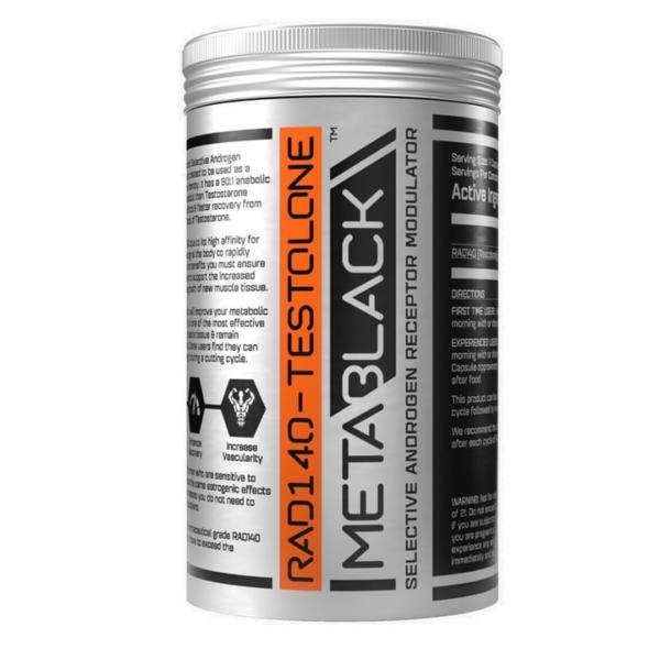 Metablack RAD-140
