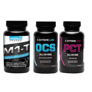 Advanced Pharma M1T Stack