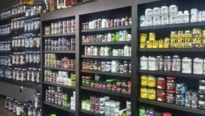 Probuild supplements store products