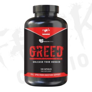 TWP Nutrition GREED